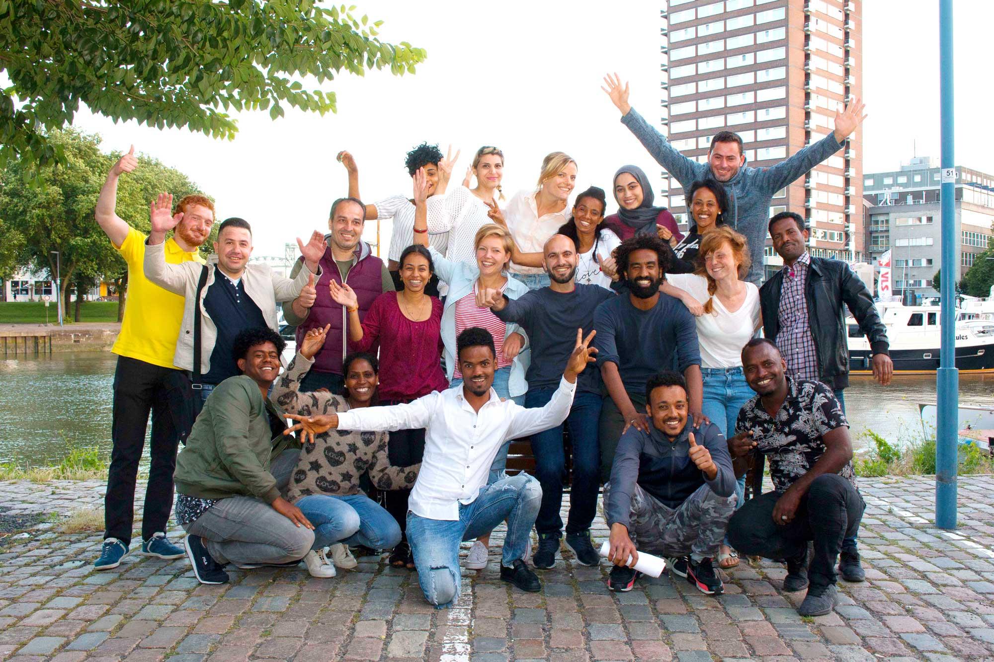 SamenDoorSamen - Stichting Mano