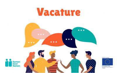 Vacature – Opleidingsprogramma ervaringsdeskundigheid